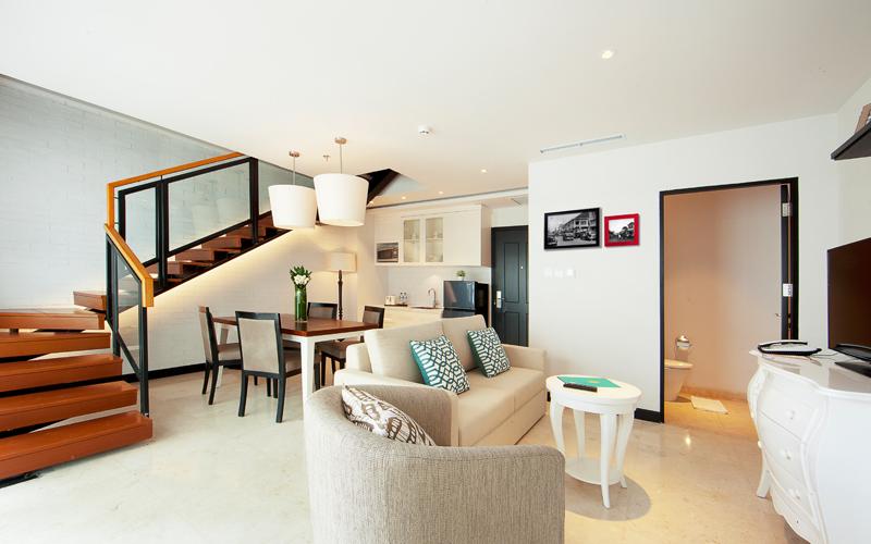Royal Twee Living Room