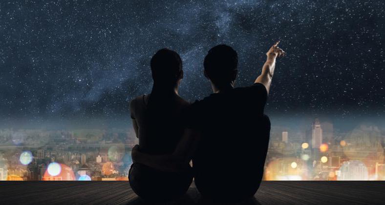 Menikmati pemandangan malam dan melihat bintang dan menikmati Bandung view dan Bandung City view