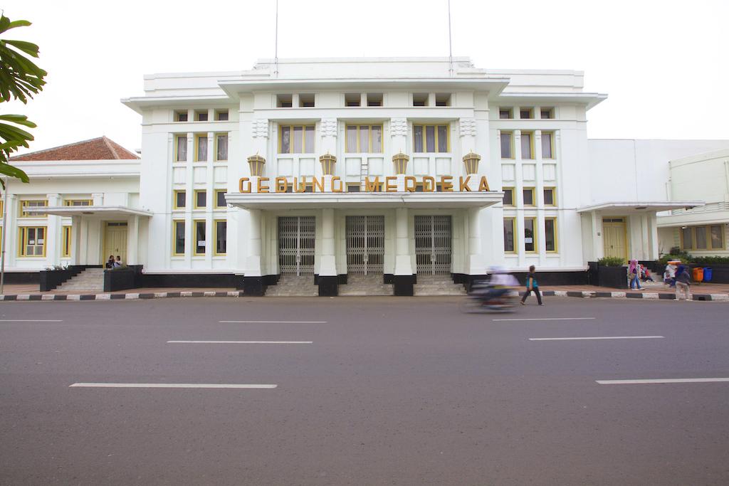 Tempat Estetik di Kota Bandung