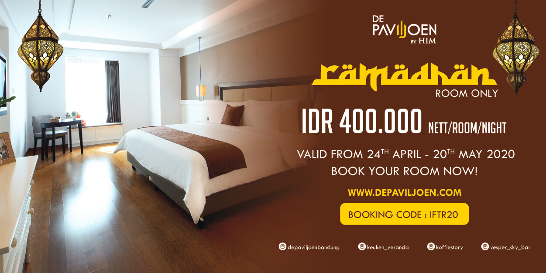 Ramadhan Room Promo 400k