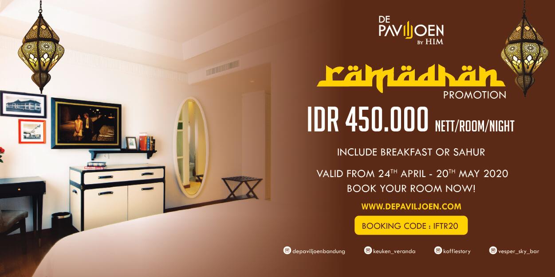 Ramadhan Room Promo 450k