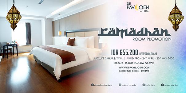 Ramadhan Room Promo