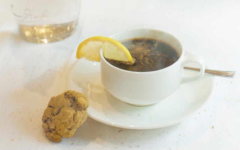 Oranje Bloesoem Koffie