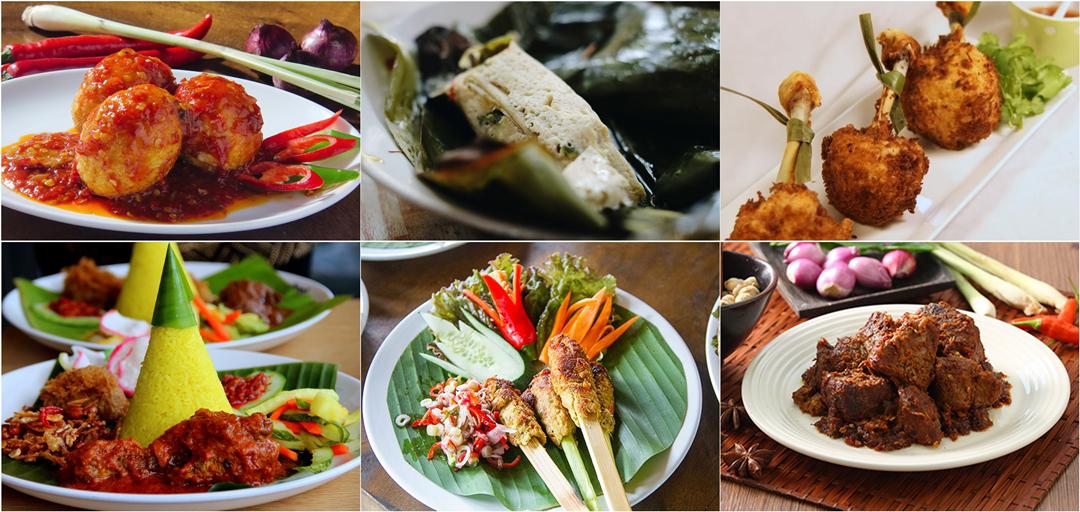 Menu Rijsttafel di Restoran Rijsttafel Bandung, Keuken All Day Dining