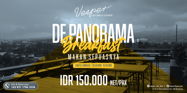 de Panorama Breakfast